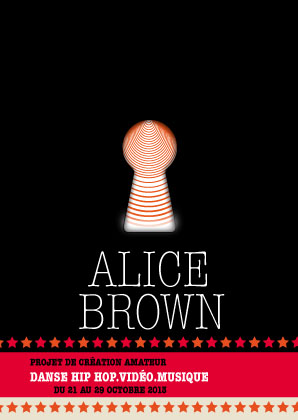Affiche Alice Brown