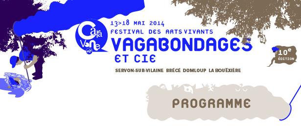 bandeau vagabondages_programme 2014