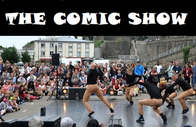 THE COMIC SHOW